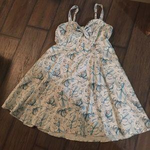 Torrid Disney Cinderella Dress